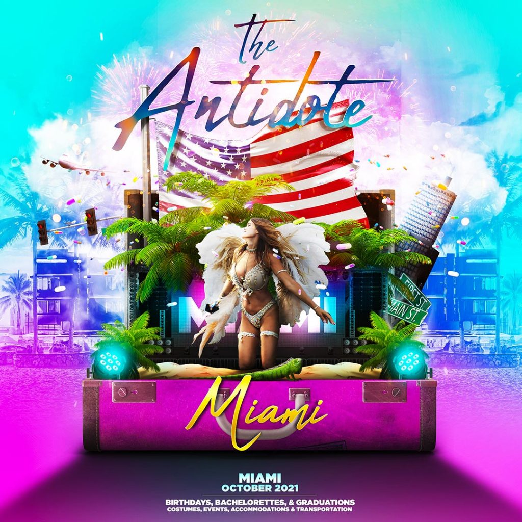 USA Tour Miami